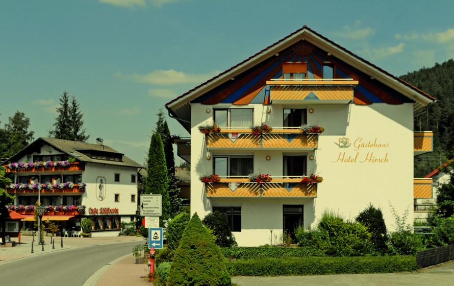 Hotel Hirsch in Enzklösterle